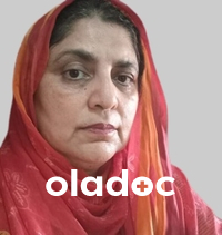 Psychologist at Online Video Consultation Video Consultation Ms. Robina Iqbal