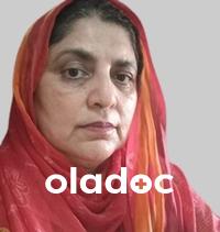 Best Psychologist in Rawalpindi - Ms. Robina Iqbal