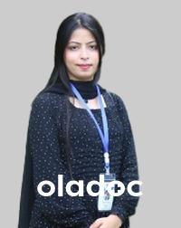Best Dietitian in Baghbanpura, Lahore - Ms. Nazish Mobeen