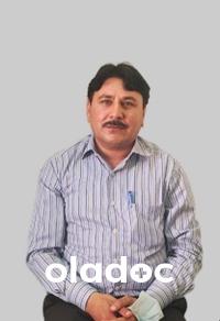 Best ENT Surgeon in Rawalpindi - Assist. Prof. Dr. Irshad Ali Khan